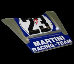 Capot Racing Legend Car martini - réplique porsche 917