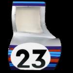 Porte Racing Legend Car 23 Martini - réplique porsche 917