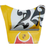 Capot Racing Legend Car 22 jaune