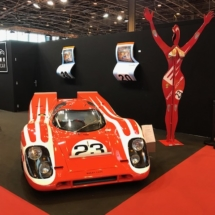 Racing Legend Car 917 Replica - Rétromobile 2018