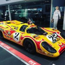Racing Legend Car - réplique porsche 917