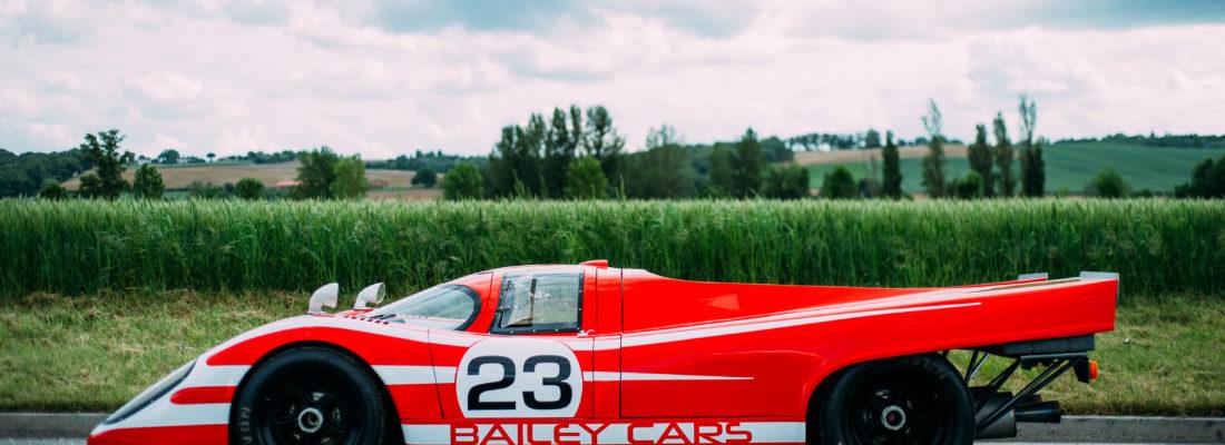 Racing Legend car - Porsche 917 Replica by Julien Pianeta