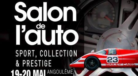 Salon de l'auto Angouleme Racing Legend Car