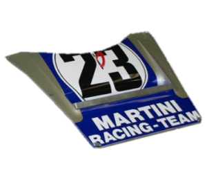 Capot Racing Legend Car martini - réplique porsche 917
