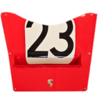 Capot Racing Legend Car rouge 23