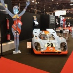 Porsche 917 replica Racing Legend Car Michel Bosio Artiste
