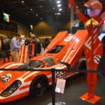 Racing Legend Car 917 Replica Retromobile