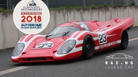 Porsche 917 replica Racing Legend Car les grandes heures automobiles