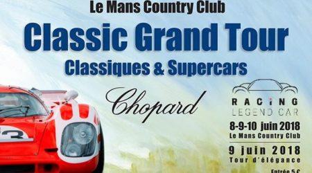 Porsche 917 replica Racing Legend Car classic grand tour
