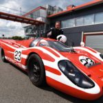 Porsche 917 replica Racing Legend Car Chopard